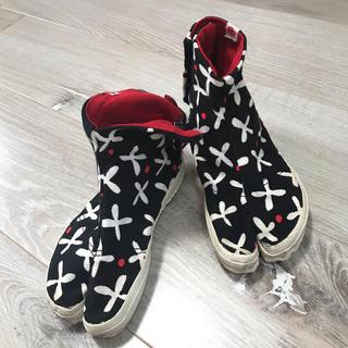 ソウソウ(SOU・SOU)のsousou こども用地下足袋 靴 17cm キッズ  (スニーカー)