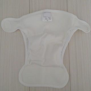 ニシマツヤ(西松屋)の新生児用 おむつカバー 2枚(ベビーおむつカバー)