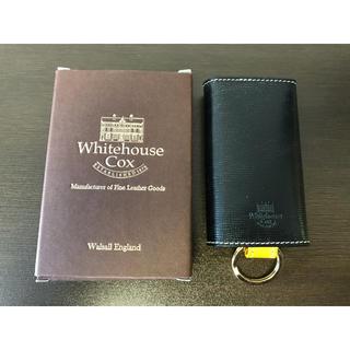 ホワイトハウスコックス(WHITEHOUSE COX)のWhitehouse Cox キーケース 未使用(キーケース)