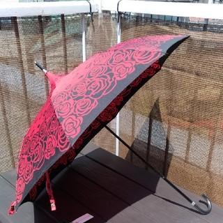 クリスタルジェミー(クリスタルジェミー)のクリスタルジェミー 晴雨兼用傘 折畳み傘(傘)