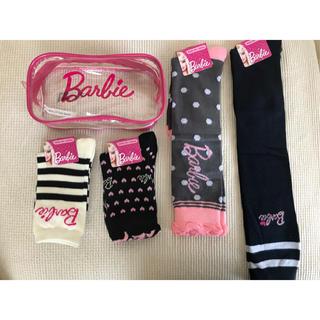 Barbie - Barbie 靴下 4点セット