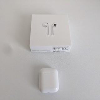 アップル(Apple)のApple airpods 初代(ヘッドフォン/イヤフォン)