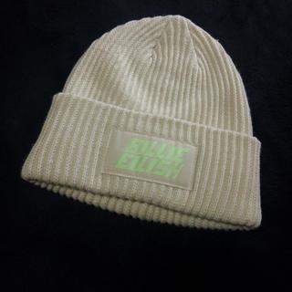 エイチアンドエム(H&M)のビリーアイリッシュ ニット帽 キャップ(ニット帽/ビーニー)