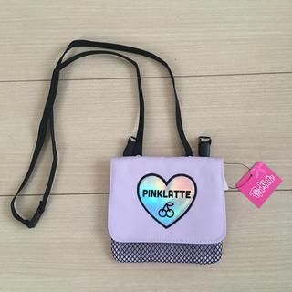 ピンクラテ(PINK-latte)の★ピンクラテ★ 移動ポケット ポシェット 紫色(その他)