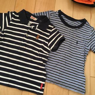 ミキハウス(mikihouse)のミキハウス ラルフローレン  Tシャツ(Tシャツ/カットソー)