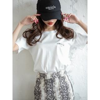 エミリアウィズ(EmiriaWiz)の◆完売商品◆ EmiriaWizワンポイントロゴTシャツS(Tシャツ(半袖/袖なし))