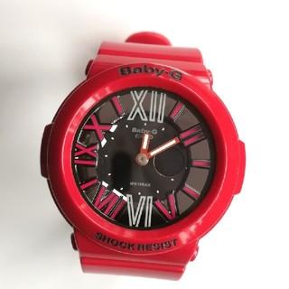 ベビージー(Baby-G)のbaby-g BGA-160-4B レット(腕時計)