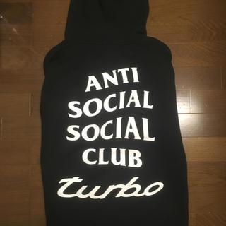 ネイバーフッド(NEIGHBORHOOD)のAnti social social club neighbor パーカー(パーカー)