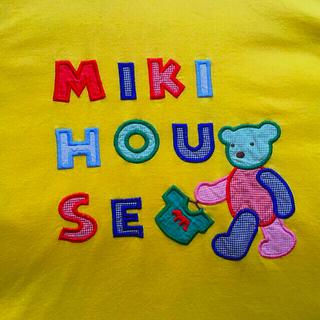 ミキハウス(mikihouse)のミキハウス🧸大人用Tシャツ(Tシャツ(半袖/袖なし))
