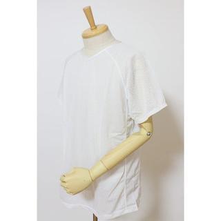オンヨネ(ONYONE)のメッシュ Tシャツ 運動部 スポーツ 通気性 速乾性 汗 トレーニング(ウェア)