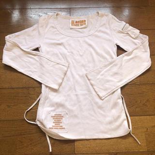 エルロデオ(EL RODEO)のエルロデオ  ロングティシャツ(Tシャツ/カットソー(七分/長袖))