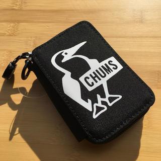 チャムス(CHUMS)の【新品】スマートキー、カードも入るチャムスジップキーケース!(キーケース)