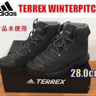 アディダス(adidas)のアディダス TX ウィンターピッチ CW CP S80812 28cm(登山用品)