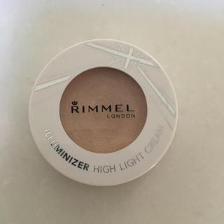 RIMMEL - リンメル RIMMEL イルミナイザー 001  クリームハイライト