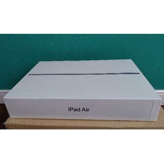 アップル(Apple)のApple iPad Air 3 256GB スペースグレイ MUUQ2J/A(タブレット)