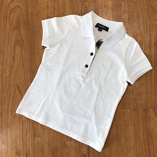 バーバリー(BURBERRY)のBURBERRY LONDON    ポロシャツ 100    美品(その他)