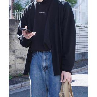 コモリ(COMOLI)の最終値下げ!comoli シルクカーディガン(カーディガン)