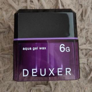 ナンバースリー デューサー ワックス 6G(80g)×2(ヘアワックス/ヘアクリーム)