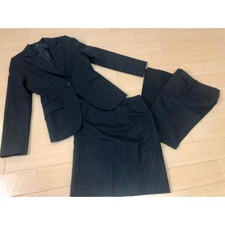 COMME CA ISM - 【超美品】コムサイズム スーツ S ジャケット スカート パンツ 就活 式