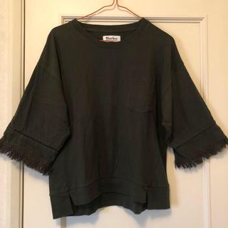 コーエン(coen)のcoen フリンジTシャツ(Tシャツ(長袖/七分))