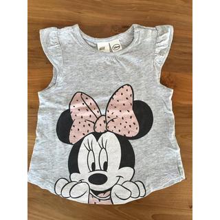エイチアンドエム(H&M)のH&M  ミニー Tシャツ 80cm(Tシャツ)