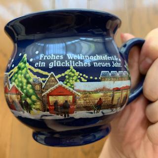 カルディ(KALDI)のKALDI マグカップ(グラス/カップ)