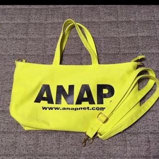 アナップ(ANAP)の《USED品》レディース トート ショルダーバッグ 2WAY ANAP アナップ(ショルダーバッグ)