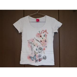 ハコ(haco!)のhaco!プリントTシャツ(Tシャツ(半袖/袖なし))