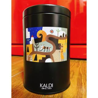 カルディ(KALDI)の❣️初期デザイン❣️カルディ キャニスター缶(容器)