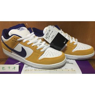 ナイキ(NIKE)の28.5cm NIKE SB DUNK LOW PRO LASER ORANGE(スニーカー)