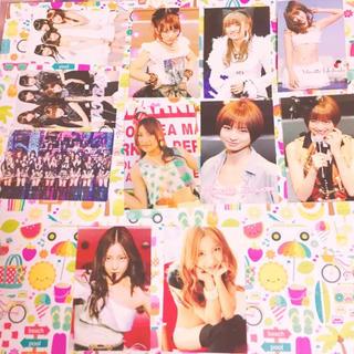 AKB48 非公式 厚紙カード15枚セット(アイドルグッズ)