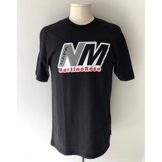 ナパピリ(NAPAPIJRI)のNAPA by Martine Rose  新品  ブラック  size S(Tシャツ/カットソー(半袖/袖なし))