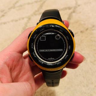 スント(SUUNTO)のSUUNTO VECTOR イエロー 廃盤 時計(腕時計(デジタル))
