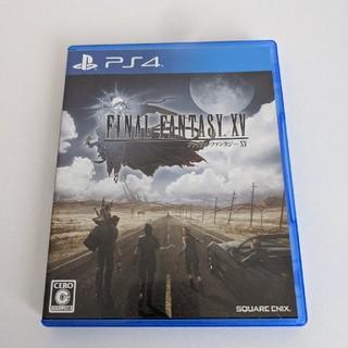 プレイステーション4(PlayStation4)のファイナルファンタジー15 PS4(家庭用ゲームソフト)
