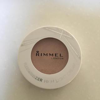 リンメル(RIMMEL)のリンメル RIMMEL イルミナイザー 02  ハイライトクリーム(フェイスカラー)