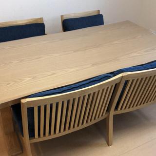 オオツカカグ(大塚家具)のダイニングテーブルセット PAX2(WeDO style)(ダイニングテーブル)