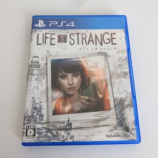 プレイステーション4(PlayStation4)のライフイズストレンジ 初期版(家庭用ゲームソフト)