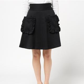 ケイティー(Katie)のkatie♡CAFE CHICハイウエストスカート (ミニスカート)