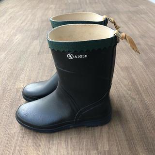 エーグル(AIGLE)のAIGLE メンズ ビゾン39 長靴 レインブーツ フランス製(長靴/レインシューズ)