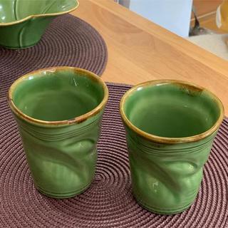 ジェンガラ(Jenggala)のジェンガラ カップ 2個セット(食器)