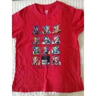 ユニクロ(UNIQLO)の仮面ライダービルド Tシャツ 130(特撮)