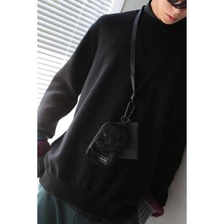 Sise - porter × sise ネックポーチ サコッシュ 千葉雄大