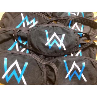ニューエラー(NEW ERA)のalan walker アランウォーカー 洗える face mask 布(ネックウォーマー)