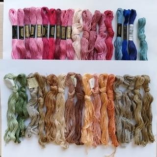 オリンパス(OLYMPUS)のWhomeさん専用 35本 刺繍糸(生地/糸)