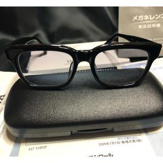 アヤメ(Ayame)のvintage【NOVA】鯖江製純セルロイド眼鏡フレーム+サングラス仕様 希少(サングラス/メガネ)