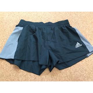 アディダス(adidas)のadidas ショートパンツ ランニングウェア トレーニングウェア Mサイズ(ウェア)