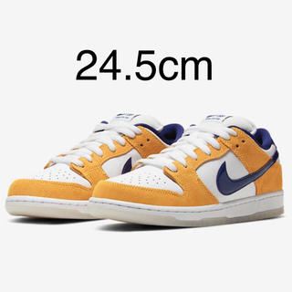 ナイキ(NIKE)のNike SB dunk low Pro Laser Orange 24.5(スニーカー)