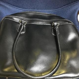 ハマノヒカクコウゲイ(濱野皮革工藝/HAMANO)のHamano 黒トートバッグ(トートバッグ)