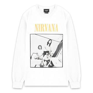 ハーフマン(HALFMAN)のHALFMAN USA NIRVANA  PHOTOGENIC L/S Tee(Tシャツ/カットソー(七分/長袖))