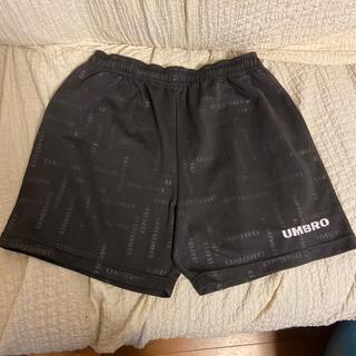 アンブロ(UMBRO)のアンブロ ショートパンツ スポーツ トレーニング 黒 L(ショートパンツ)